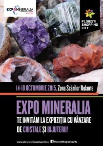 ExpoMineralia la Ploiesti Shopping City