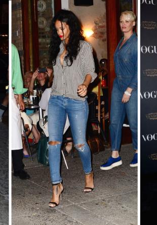 Adoptă stilul Rihanna!