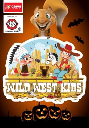 De Halloween, ne distrăm ceva de groază în Vestul Sălbatic!