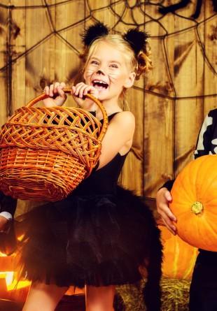 Cele mai drăguțe costume de Halloween pentru copii
