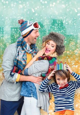 La Ploiești Shopping City, ne-am echipat cu cele mai călduroase cadouri!