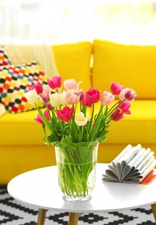 5 pași simpli pentru reîmprospătarea casei