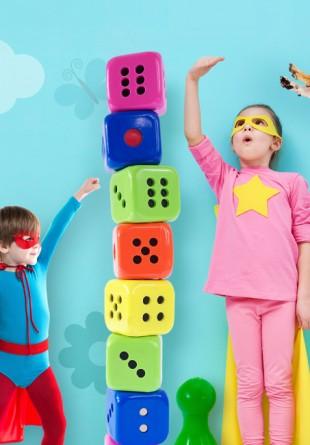 Hai să te joci jocurile copilăriei la Ploiești Shopping City!