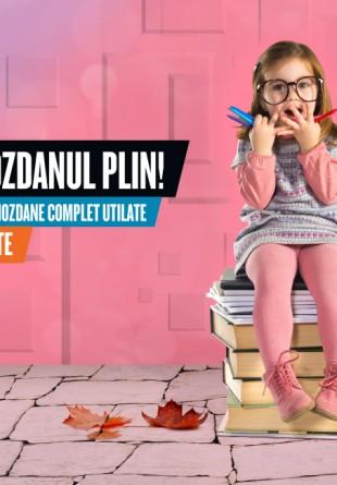 Ne pregătim de școală la Ploiești Shopping City!