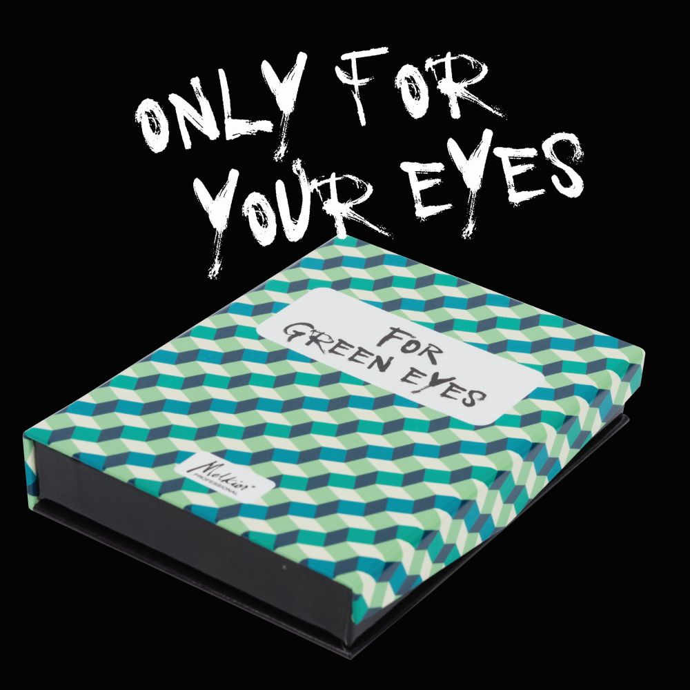 Paleta Green Eyes MELKIOR (1)