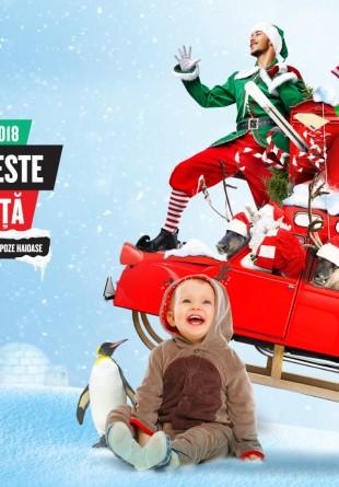 Sărbători de poveste la Ploiești Shopping City!