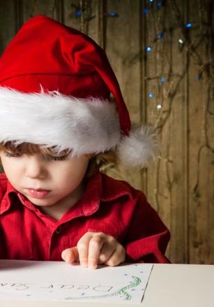 Cum să îi scriem o scrisoare lui Moș Crăciun?