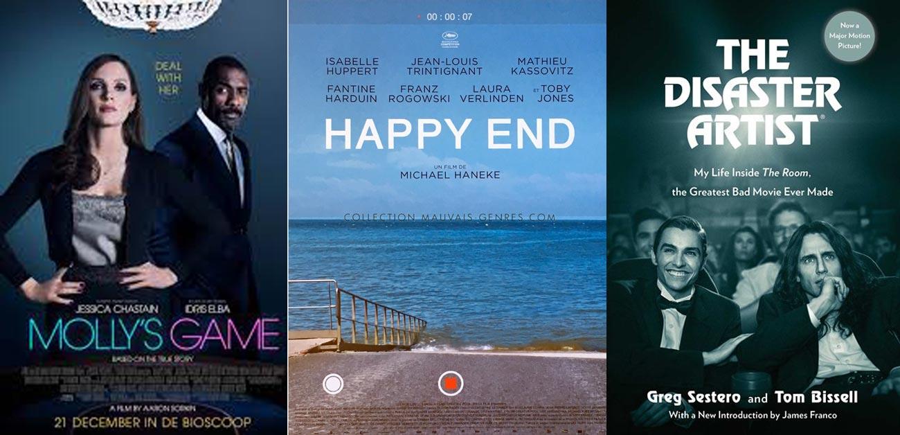 Filmele lunii ianuarie te așteaptă la cinema!